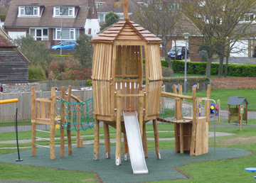 Play Area Playground Design Services Robinia Equipment Manufacturer Installation Safety Surfacing Installer Specialist West Sussex East Sussex Surrey Hampshire London