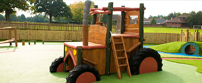 Robinia Playground Equipment Manufacturer Installation Safety Surfacing Installer Specialist West Sussex East Sussex Surrey Hampshire Berkshire Kent London