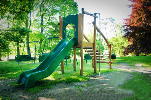 Hardwood Robinia Timber Chawton - Play Equipment Robinia Playground Equipment Manufacturer Surfacing Specialist West Sussex Surrey Hampshire London