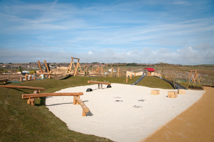 Big Parks Project Peacehaven Robinia Playground Equipment Manufacturer Safety Surfacing Installer Specialist West Sussex East Sussex Surrey Hampshire London