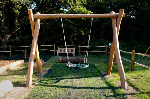 Hardwood Robinia Play Equipment Oakhanger - Robinia Playground Equipment Manufacturer Safety Surfacing Specialist West Sussex East Sussex Surrey Hampshire London