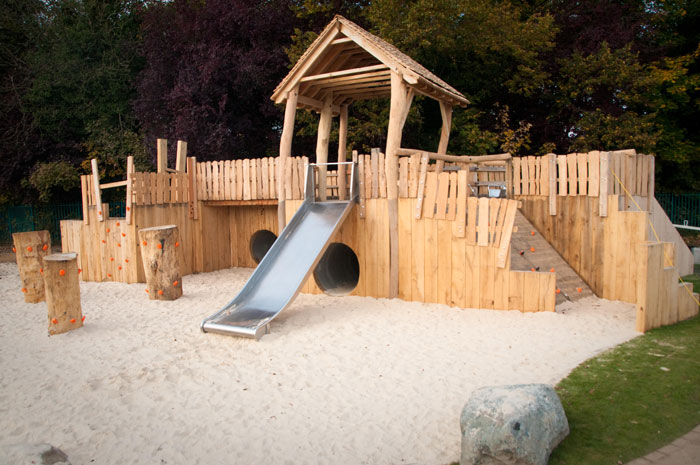 Hardwood Play Equipment Tunbridge Wells - Robinia Playground Equipment Manufacturer Safety Surfacing Specialist West Sussex East Sussex Surrey Hampshire London