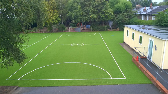 Artificial Grass Sports Area London Surrey Hampshire Sussex Hardwood Play Equipment, Play Equipment Manufacturer, Play Area Specialist, Safety Surfacing