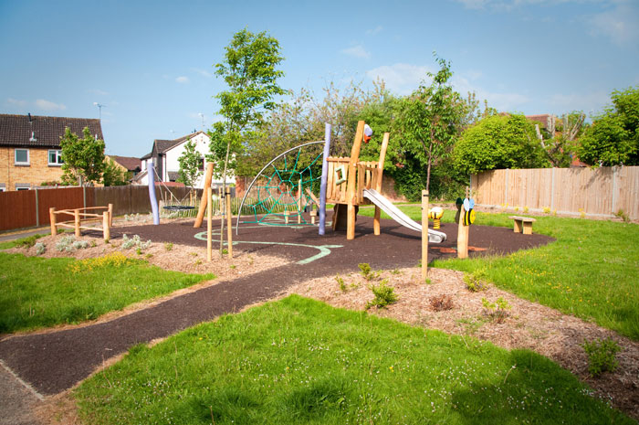 Hardwood Robinia Play Equipment Southwater - Hardwood Play Equipment Horsham - Robinia Playground Equipment Manufacturer Safety Surfacing Specialist West Sussex East Sussex Surrey Hampshire London