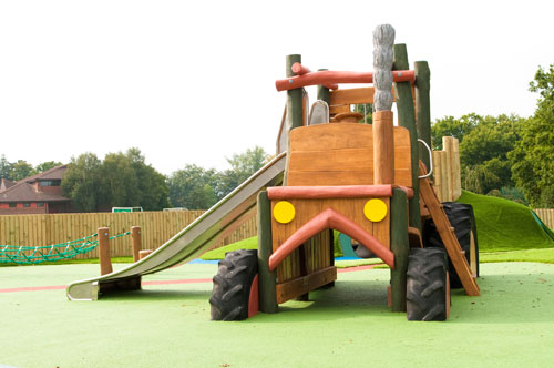 Dulwich Prep School Cranbrook Robinia Play Equipment Hardwood Timber Play Equipment Manufacturer, Wet Pour Safety Surfacing Specialist