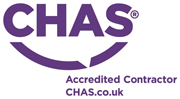 CHAS Accredited Contractor - Playsafe Playgrounds Hardwood Robinia Timber Playground Equipment Manufacture Safety Surfacing Specialist West Sussex East Sussex Surrey Hampshire Berkshire Kent London