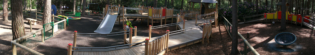 General Play Solutions  - Independent Playground Supplier Robinia Timber Equipment Manufacturer Installation Specialist West Sussex Surrey Hampshire London