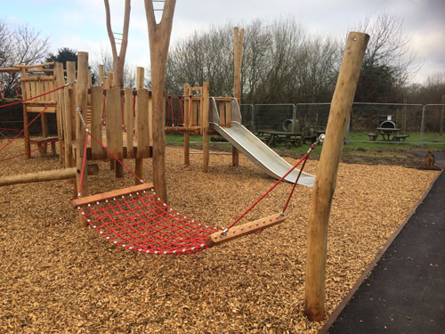 Hardwood Timber Play Equipment RSPB Pulborough Robinia Equipment Manufacturer Surfacing Specialist West Sussex Surrey Hampshire London