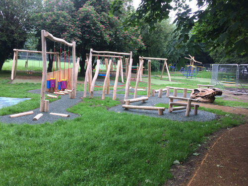 Hardwood Timber Play Equipment South Heighton Robinia Equipment Manufacturer Surfacing Specialist West Sussex Surrey Hampshire London