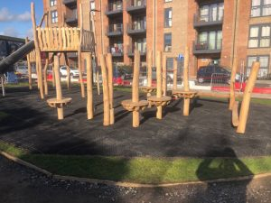 Hevelock Southall Project - Playsafe Playgrounds - Independent Playground Safety Surfacing Installer West Sussex Surrey Hampshire