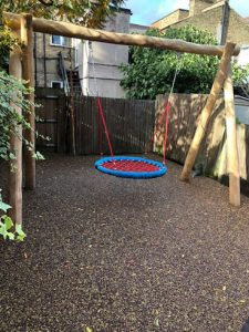 PlayEquip North London Project Playsafe Playgrounds - Independent Playground Installation SafaMulch Safety Surfacing Installer West Sussex Surrey Hampshire