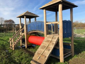 Lewes Play Area Refurbishments Part2 - Lewes District Council - Independent Playground Safety Surfacing Installer West Sussex Surrey Hampshire