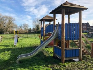 Lewes District Council - Independent Playground & Safety Surfacing Installer West Sussex Surrey Hampshire