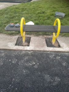 Corsham Works AMEY - Playsafe Playgrounds Preparation Works - Independent Playground Safety Surfacing Installer West Sussex Surrey Hampshire