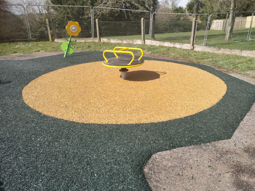 SafaMulch Corsham AMEY - Playsafe Playgrounds Works - Independent Playground Safety Surfacing Installer West Sussex Surrey Hampshire