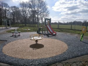 SafaMulch Corsham AMEY - Playsafe Playgrounds Surfacing Works - Independent Playground Safety Surfacing Installer West Sussex Surrey Hampshire