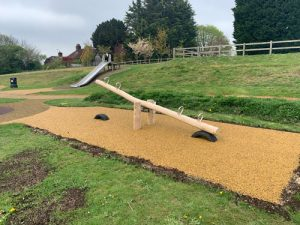 Easebourne SafaMulch Surfacing West Sussex - SafaMulch Rubber Surfacing - Independent Playground Safety Surfacing Installer West Sussex Surrey Hampshire