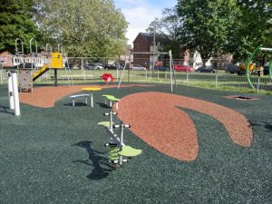 Playsafe Playgrounds West Sussex - Rubber Surfacing - Independent Playground Safety Surfacing Installer West Sussex Surrey Hampshire