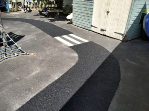 Lavant Primary School Wet Pour Repairs - Wet Pour - Independent Playground Safety Surfacing Installer West Sussex Surrey Hampshire