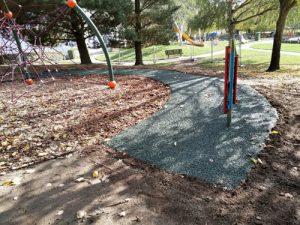 Horsham Park Path Safamulch