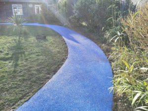 Playsafe Playgrounds Wet Pour - Wet Pour Rubber Surfacing - Independent Playground Safety Surfacing Installer West Sussex Surrey Hampshire