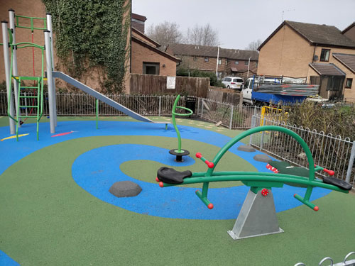 Wet Pour Tweeddale Uxbridge - Play Area - Wet Pour - Independent Playground Safety Surfacing Installer West Sussex Surrey Hampshire