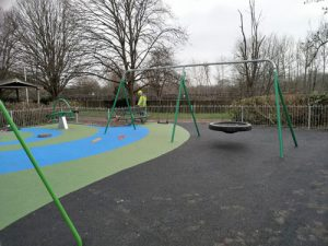 Playsafe Playgrounds Uxbridge - Play Area - Wet Pour - Independent Playground Safety Surfacing Installer West Sussex Surrey Hampshire