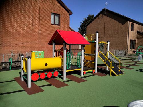 Wet Pour Ickenham Uxbridge - Play Area - Wet Pour - Independent Playground Safety Surfacing Installer West Sussex Surrey Hampshire