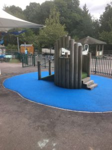 Bolnore Primary Haywards Heath - Wet Pour Rubber Surfacing - Independent Playground Safety Surfacing Installer West Sussex Surrey Hampshire