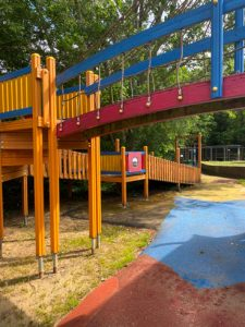 Disability Challenges Guildford - Play Equipment Removal - Independent Playground Safety Surfacing Installer West Sussex Surrey Hampshire