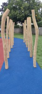 Dulwich Prep School Grass London Surrey Sussex Hardwood Play Equipment, Play Equipment Manufacturer, Play Area Specialist, Safety Surfacing