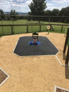 Wet Pour Dore Avenue Fareham - Wet Pour Rubber Surfacing - Independent Playground Safety Surfacing Installer West Sussex Surrey Hampshire